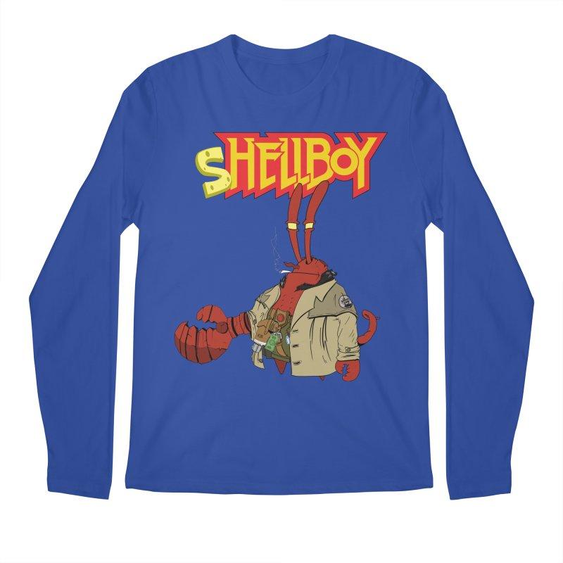 Shellboy Men's Regular Longsleeve T-Shirt by peregraphs's Artist Shop
