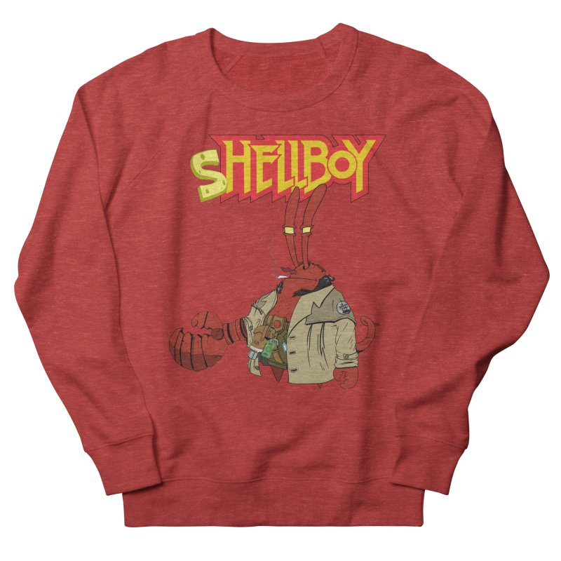 Shellboy Women's Sweatshirt by peregraphs's Artist Shop