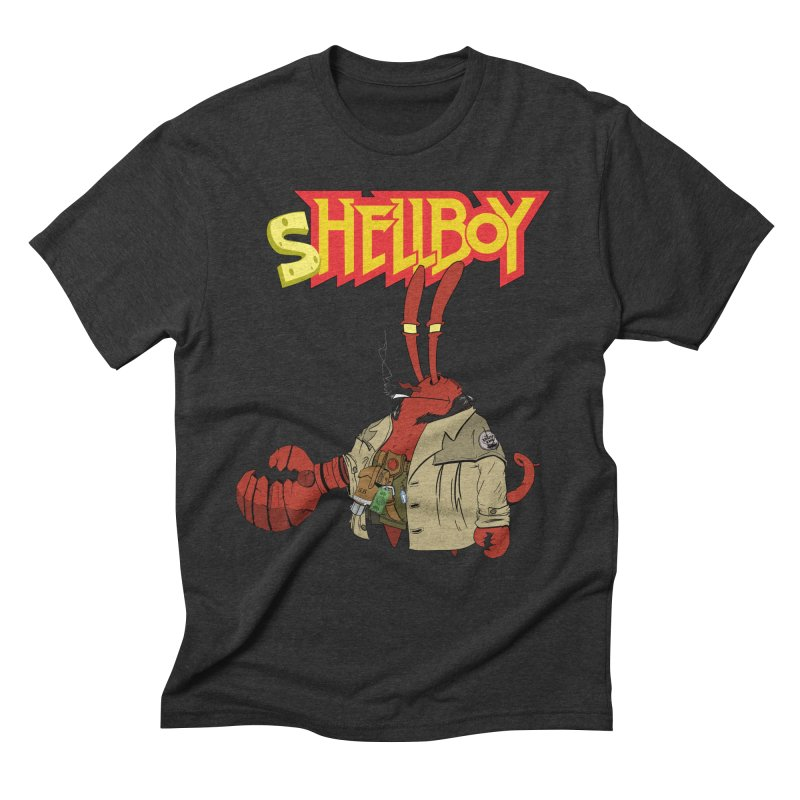 Shellboy Men's Triblend T-Shirt by peregraphs's Artist Shop
