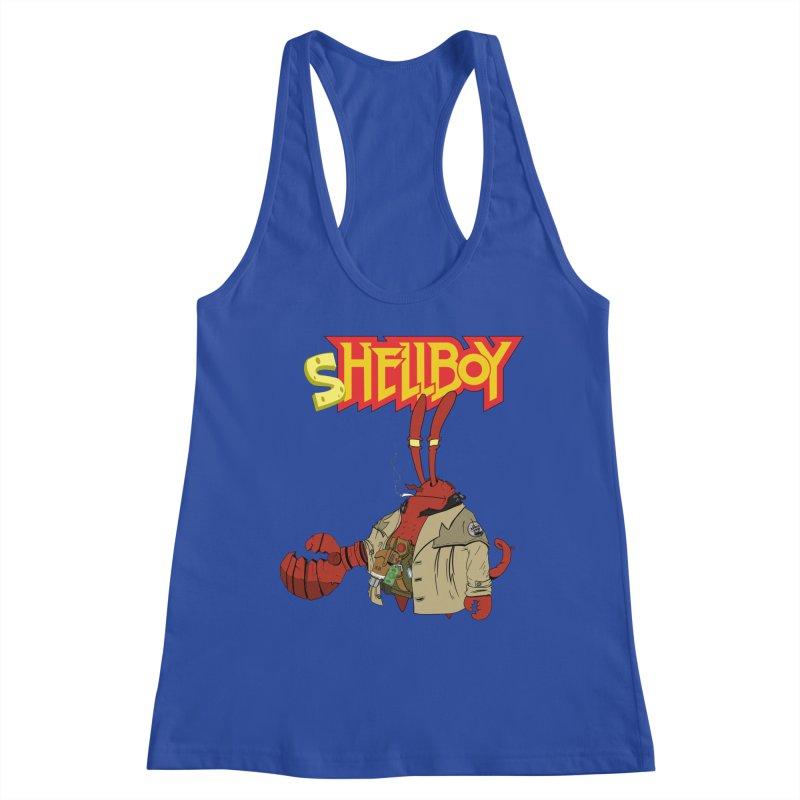 Shellboy Women's Tank by peregraphs's Artist Shop