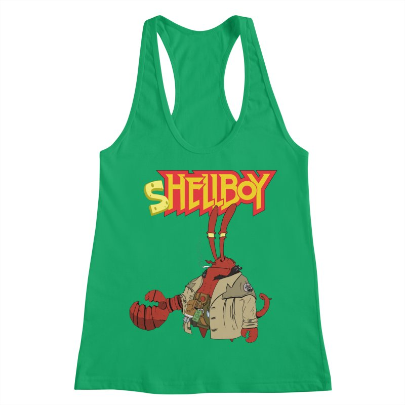 Shellboy Women's Tank by peregraphs's Artist Shop