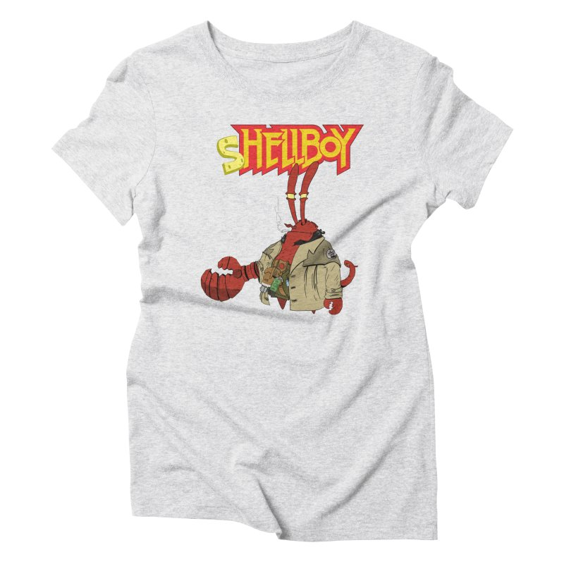 Shellboy Women's T-Shirt by peregraphs's Artist Shop