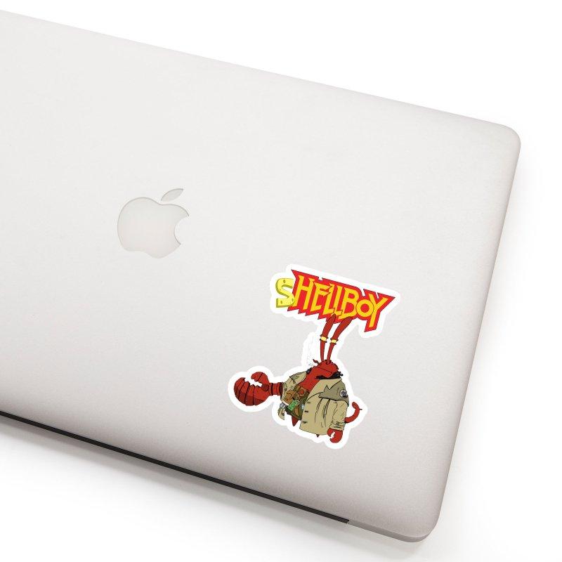 Shellboy Accessories Sticker by peregraphs's Artist Shop