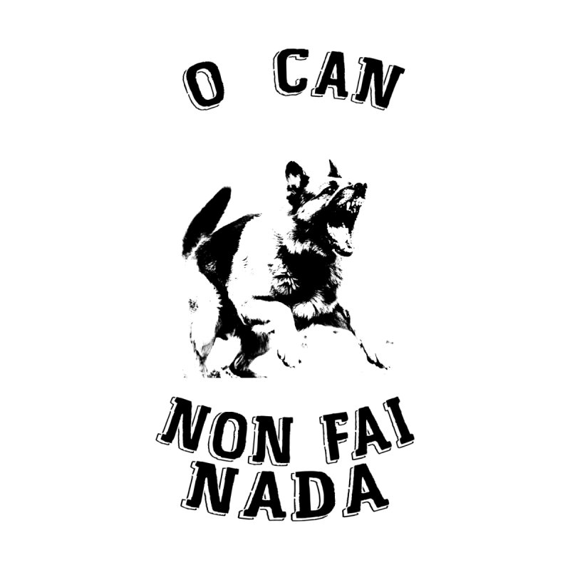 O can non fai nada Home Framed Fine Art Print by peregraphs's Artist Shop