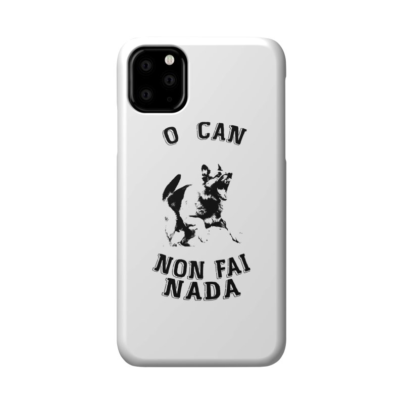 O can non fai nada Accessories Phone Case by peregraphs's Artist Shop