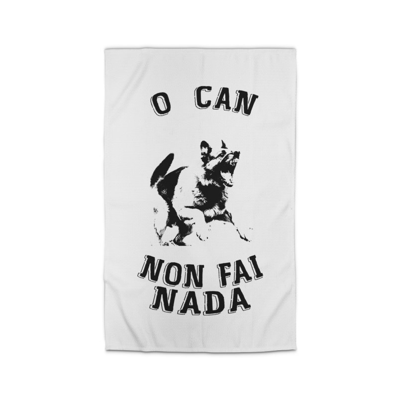 O can non fai nada Home Rug by peregraphs's Artist Shop