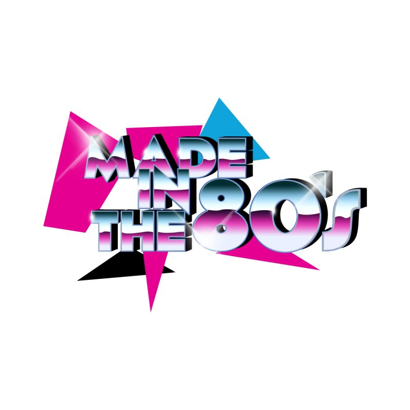 Made in the 80's Accessories Bag by peregraphs's Artist Shop