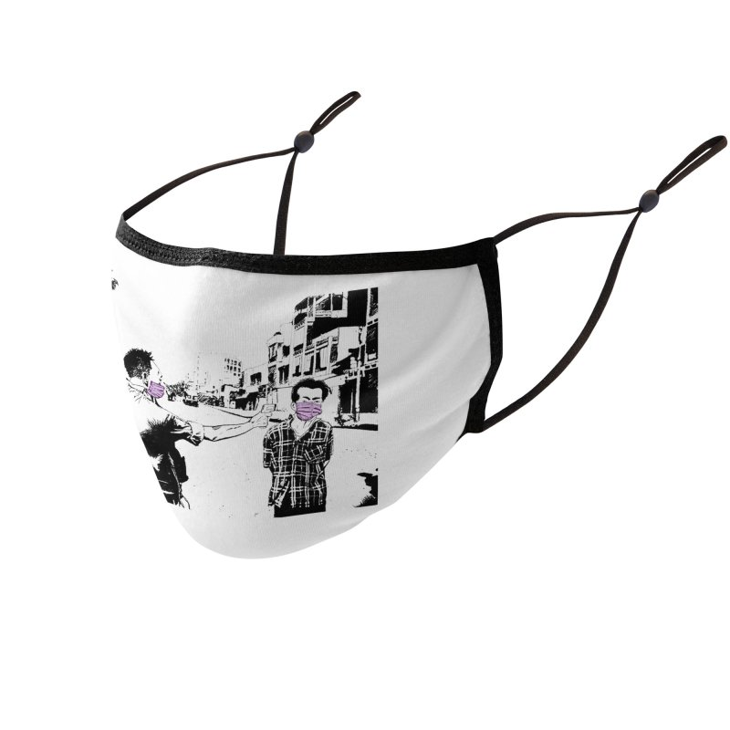 Another war Accessories Face Mask by peregraphs's Artist Shop