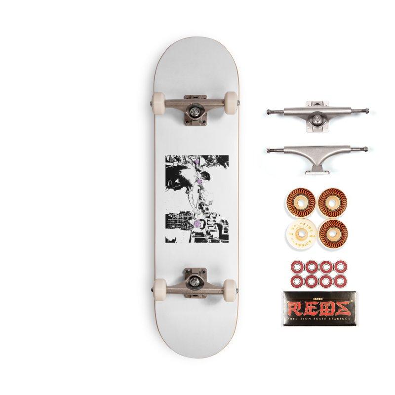 Another war Accessories Skateboard by peregraphs's Artist Shop