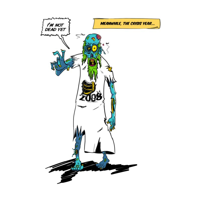 Zombie Year Home Fine Art Print by peregraphs's Artist Shop