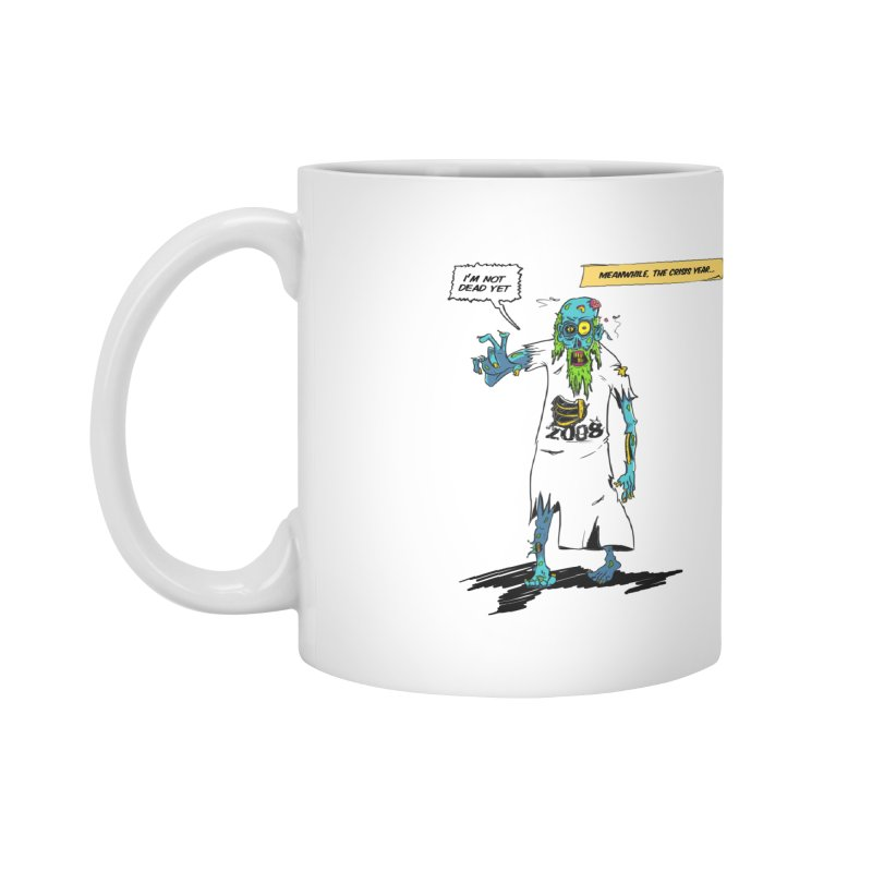 Zombie Year Accessories Mug by peregraphs's Artist Shop