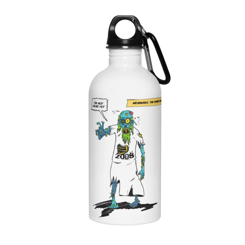 Zombie Year Accessories Water Bottle by peregraphs's Artist Shop