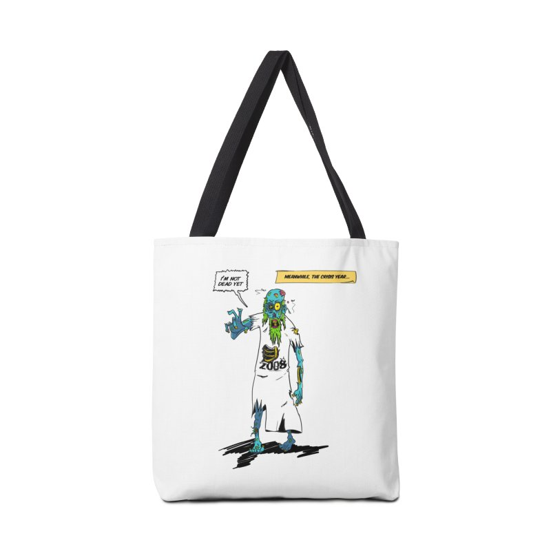 Zombie Year Accessories Bag by peregraphs's Artist Shop
