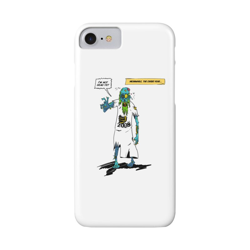 Zombie Year Accessories Phone Case by peregraphs's Artist Shop