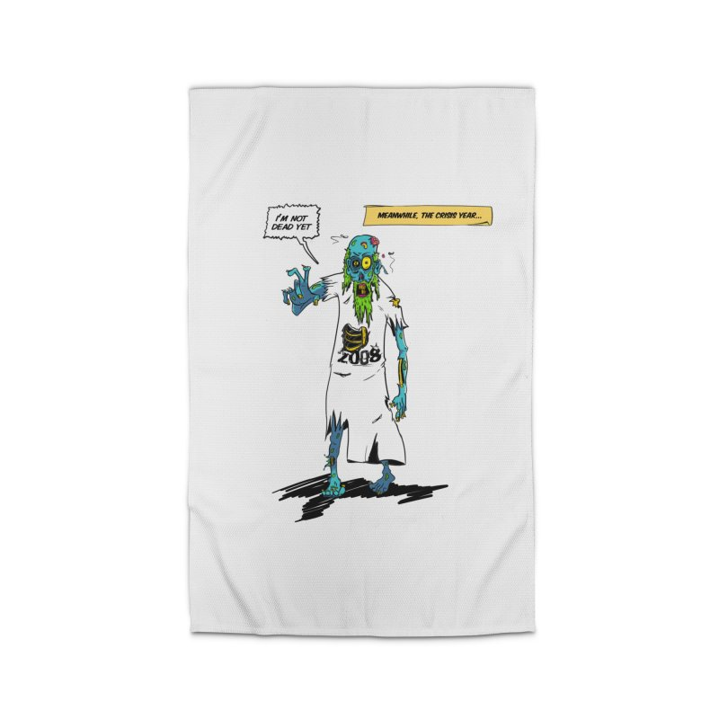 Zombie Year Home Rug by peregraphs's Artist Shop