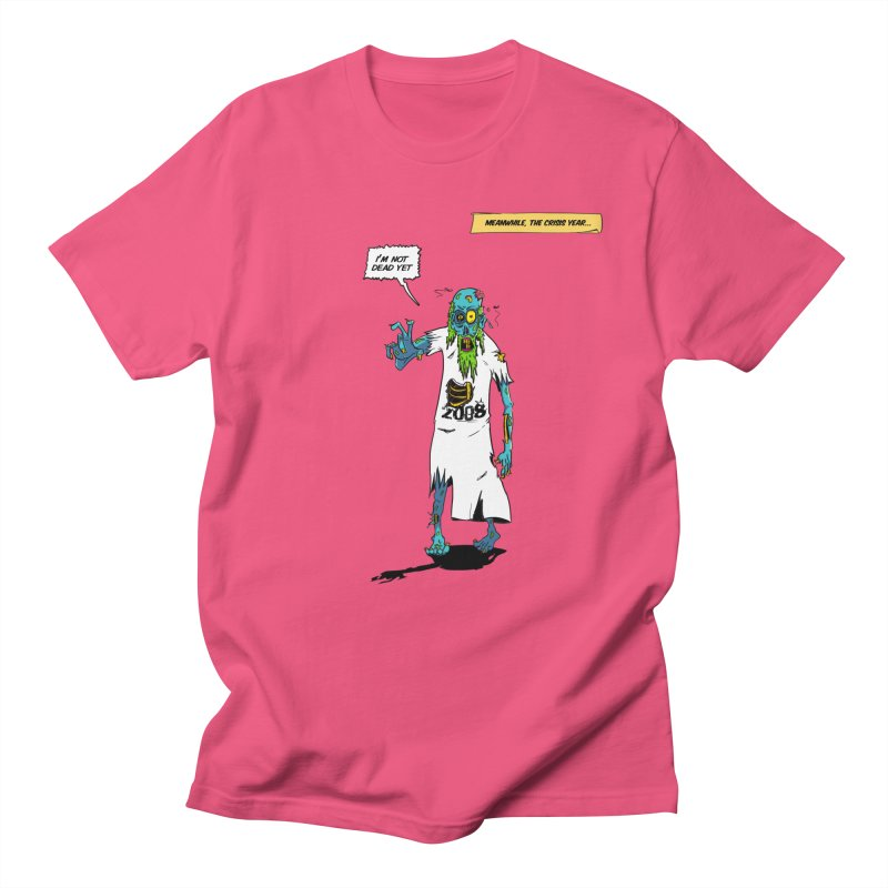 Zombie Year Men's T-Shirt by peregraphs's Artist Shop