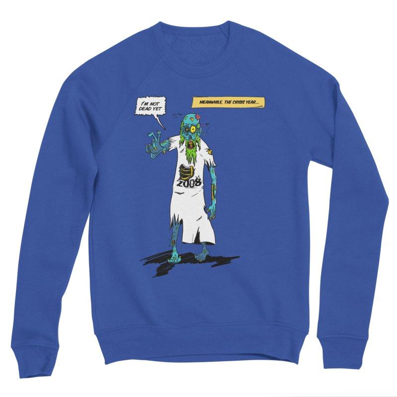 Zombie Year Men's Sweatshirt by peregraphs's Artist Shop