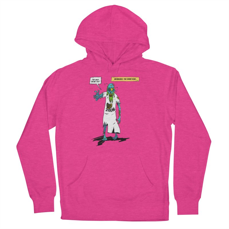 Zombie Year Women's Pullover Hoody by peregraphs's Artist Shop