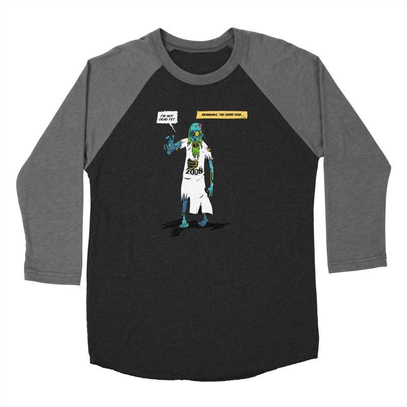 Zombie Year Men's Longsleeve T-Shirt by peregraphs's Artist Shop
