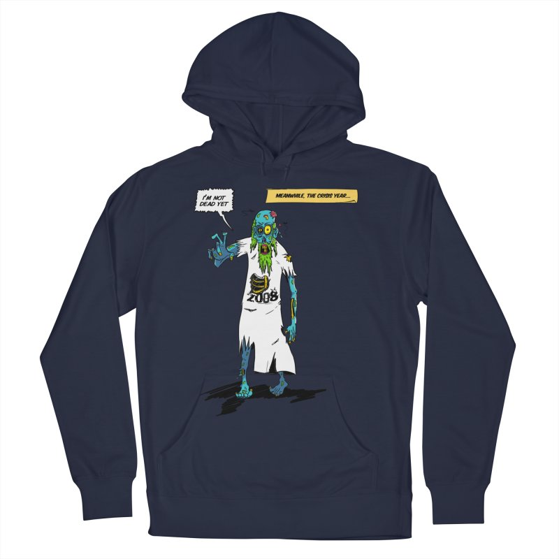 Zombie Year Men's Pullover Hoody by peregraphs's Artist Shop