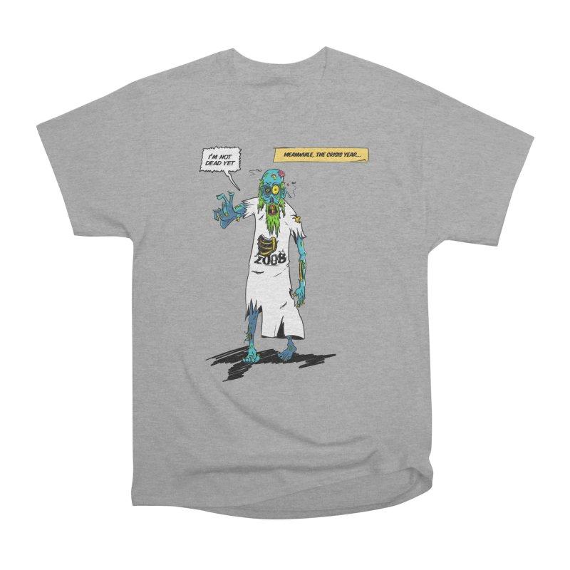 Zombie Year Men's Heavyweight T-Shirt by peregraphs's Artist Shop