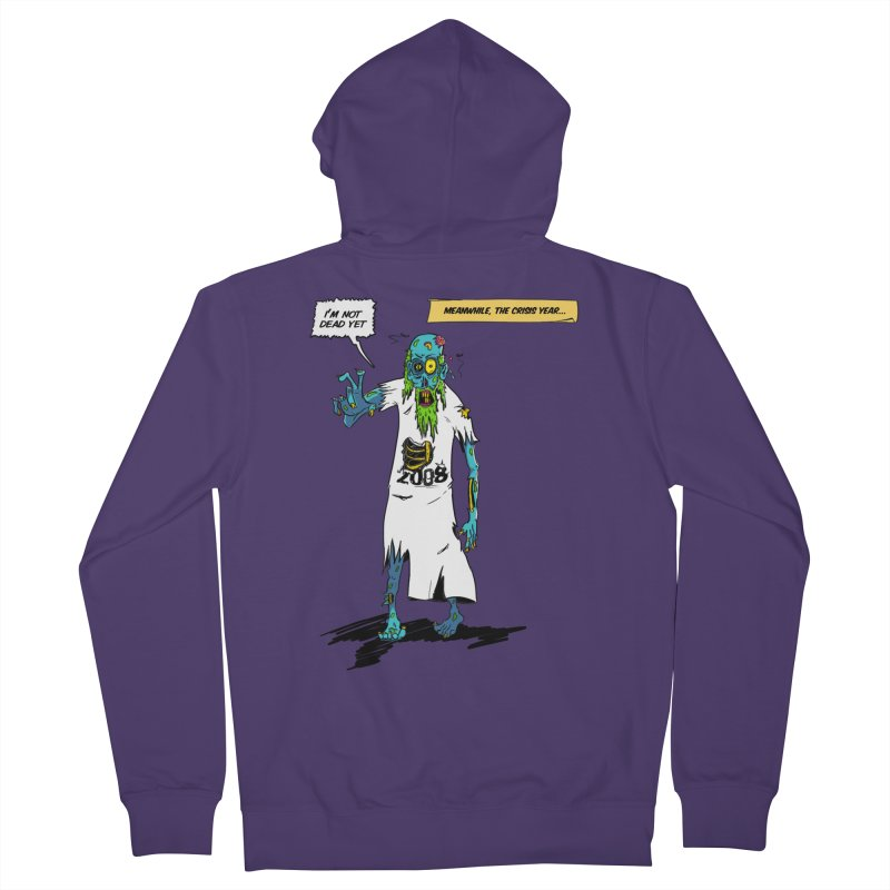 Zombie Year Women's Zip-Up Hoody by peregraphs's Artist Shop