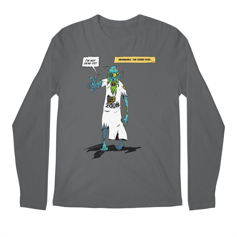Zombie Year Men's Longsleeve T-Shirt by peregraphs's Artist Shop