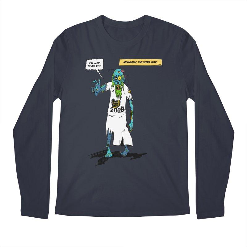 Zombie Year Men's Regular Longsleeve T-Shirt by peregraphs's Artist Shop