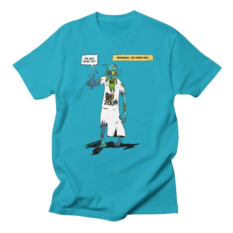 Zombie Year Men's Regular T-Shirt by peregraphs's Artist Shop
