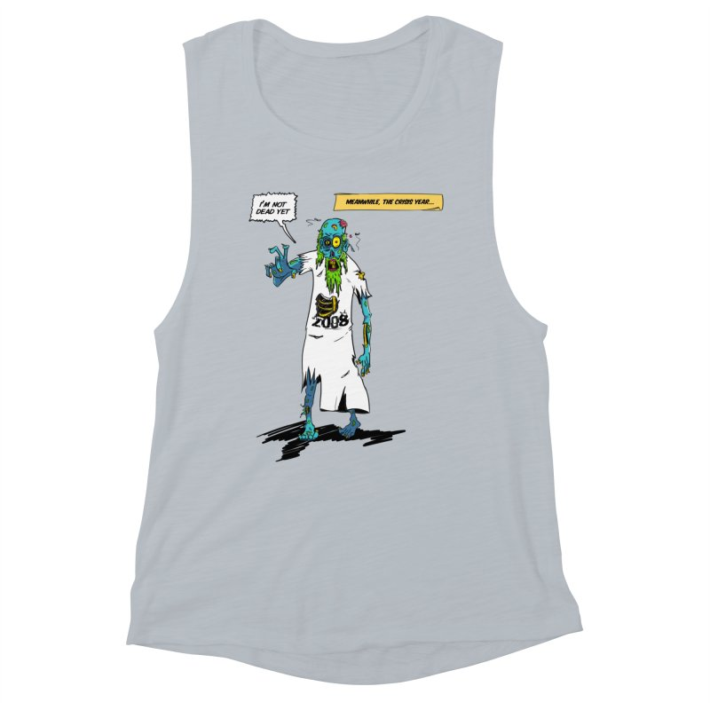 Zombie Year Women's Tank by peregraphs's Artist Shop