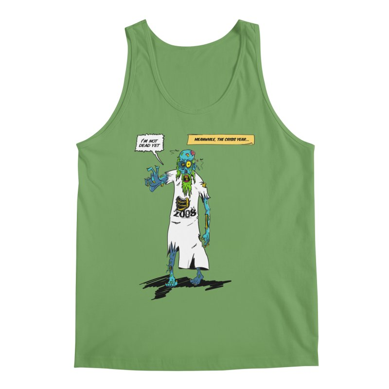 Zombie Year Men's Tank by peregraphs's Artist Shop