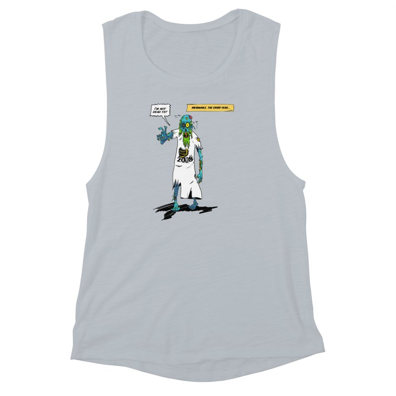 Zombie Year Women's Muscle Tank by peregraphs's Artist Shop