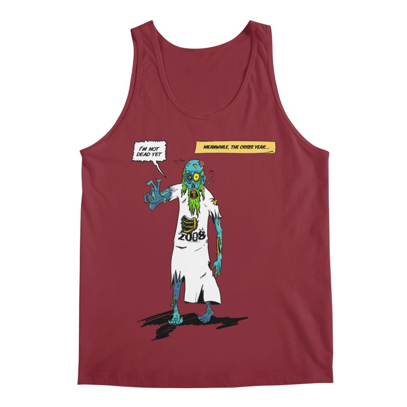 Zombie Year Men's Regular Tank by peregraphs's Artist Shop