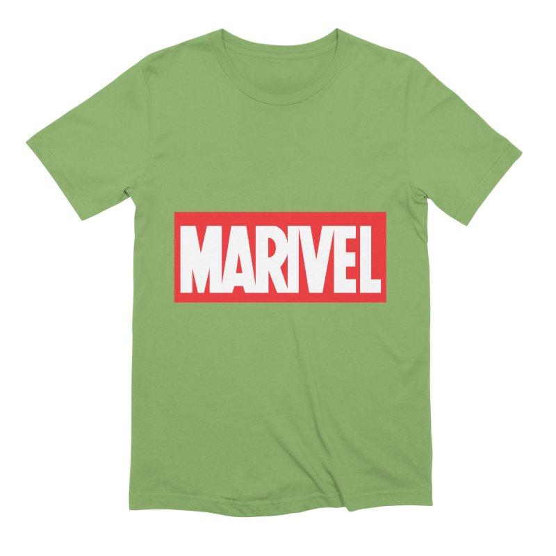 Marivel Men's Extra Soft T-Shirt by peregraphs's Artist Shop