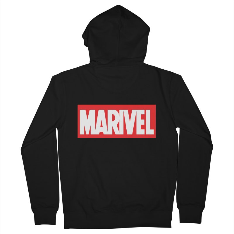 Marivel Men's Zip-Up Hoody by peregraphs's Artist Shop