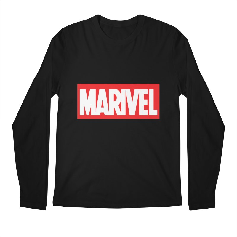 Marivel Men's Regular Longsleeve T-Shirt by peregraphs's Artist Shop