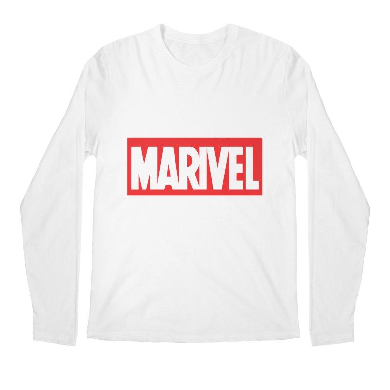 Marivel Men's Regular Longsleeve T-Shirt by peregraphs's Artist Shop