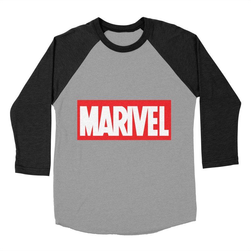 Marivel Women's Baseball Triblend Longsleeve T-Shirt by peregraphs's Artist Shop
