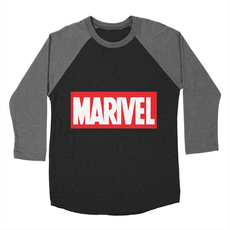 Marivel Men's Baseball Triblend T-Shirt by peregraphs's Artist Shop