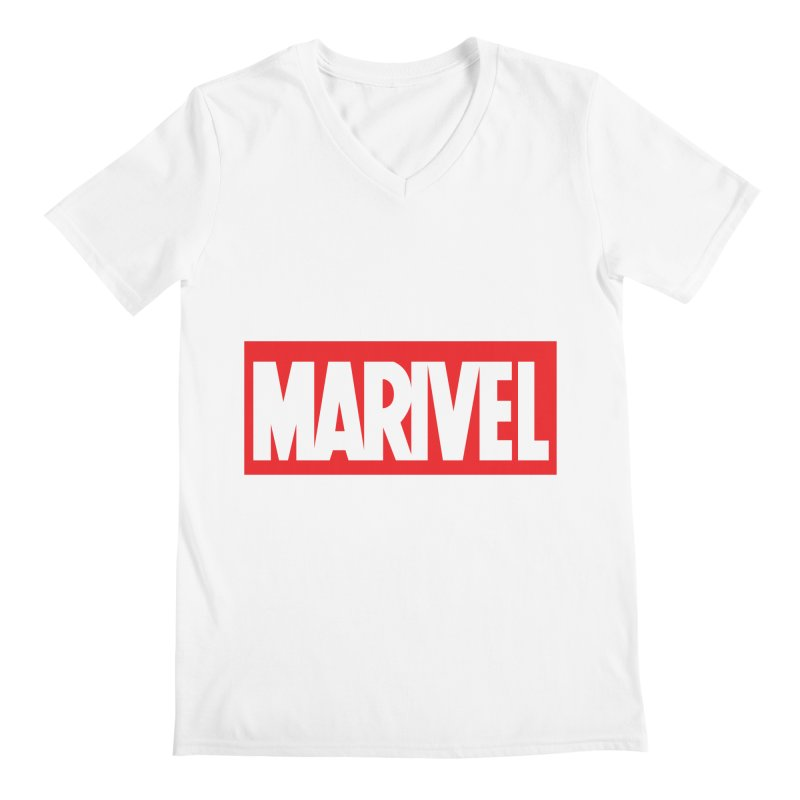 Marivel Men's V-Neck by peregraphs's Artist Shop