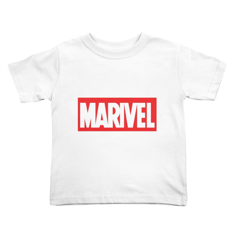 Marivel Kids Toddler T-Shirt by peregraphs's Artist Shop