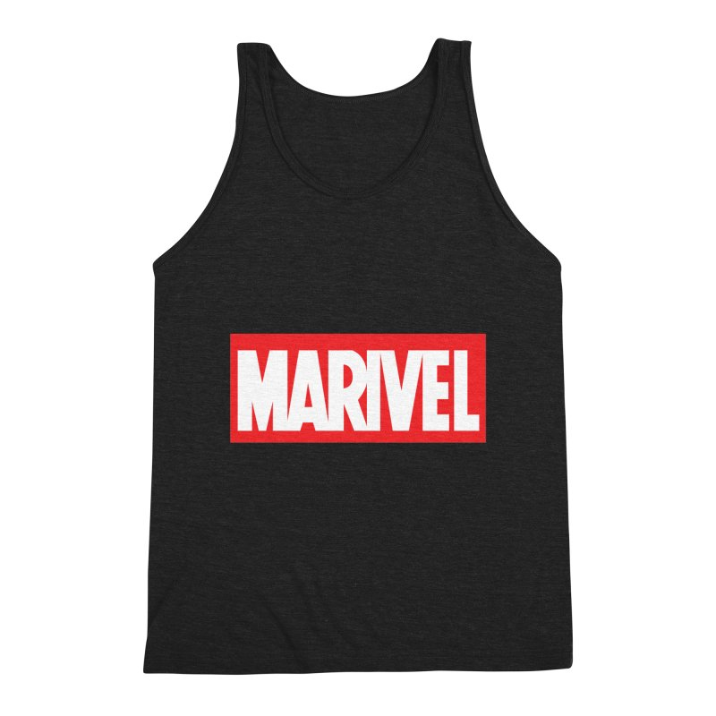 Marivel Men's Triblend Tank by peregraphs's Artist Shop