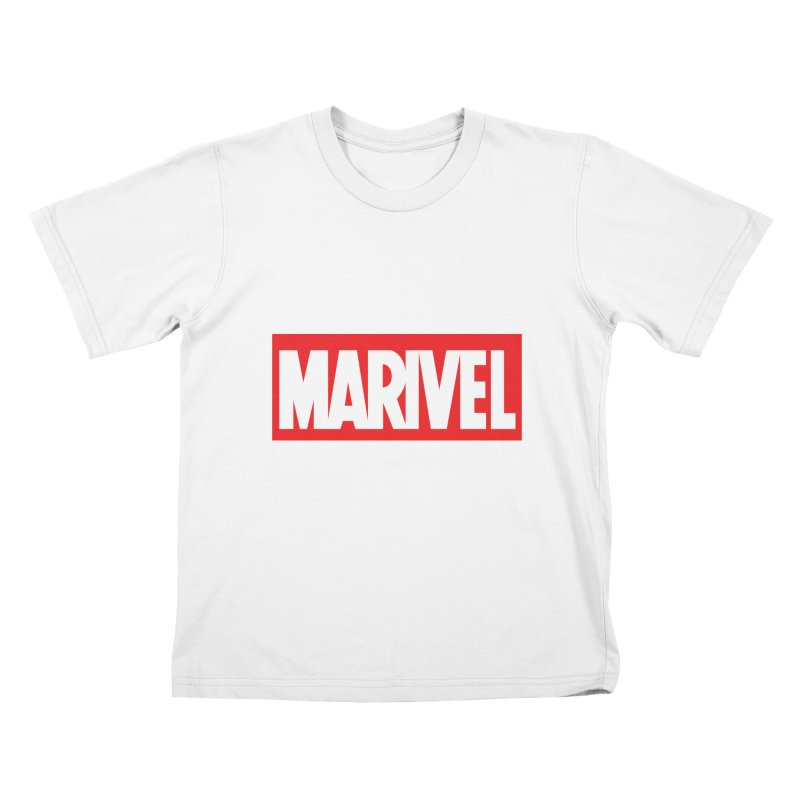 Marivel Kids T-shirt by peregraphs's Artist Shop