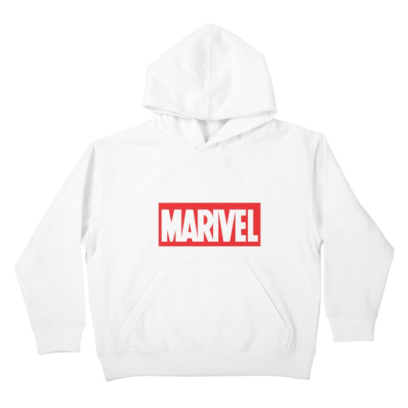Marivel Kids Pullover Hoody by peregraphs's Artist Shop