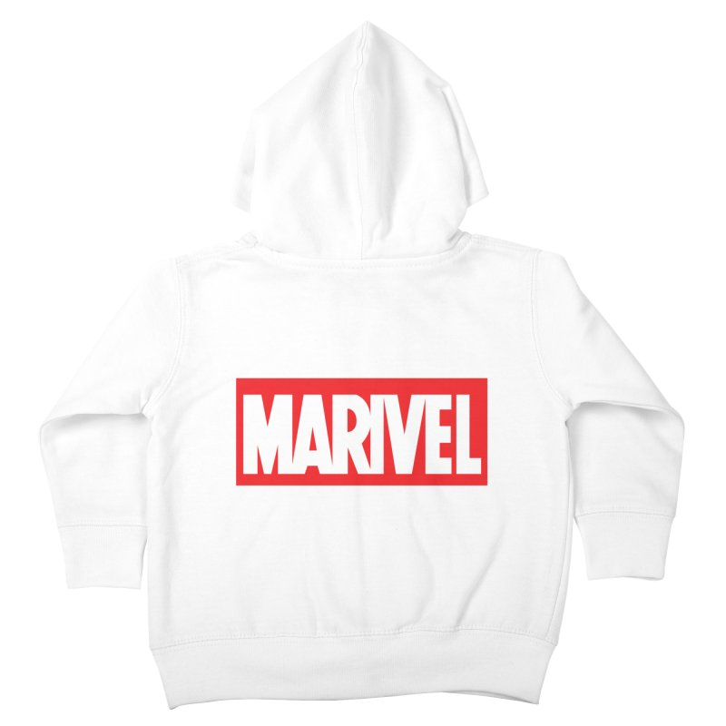 Marivel Kids Toddler Zip-Up Hoody by peregraphs's Artist Shop