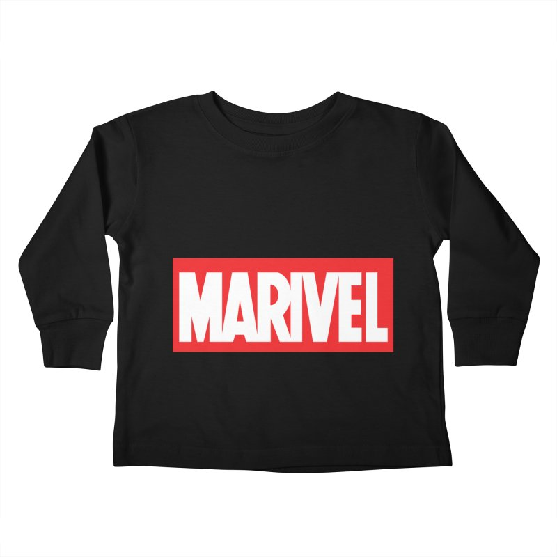 Marivel Kids Toddler Longsleeve T-Shirt by peregraphs's Artist Shop