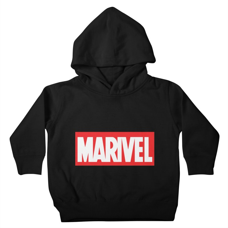 Marivel Kids Toddler Pullover Hoody by peregraphs's Artist Shop