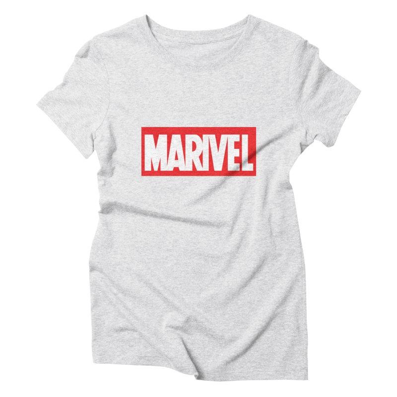 Marivel Women's T-Shirt by peregraphs's Artist Shop