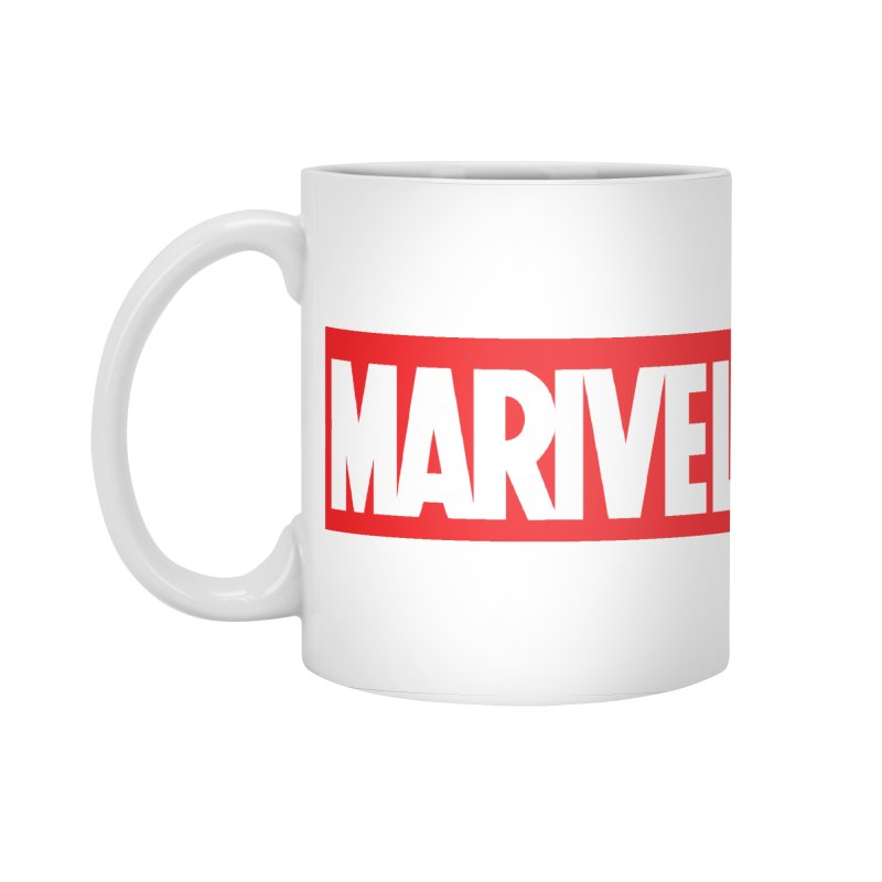 Marivel Accessories Standard Mug by peregraphs's Artist Shop