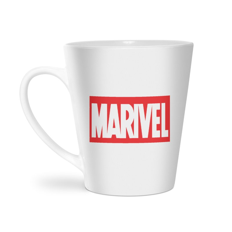 Marivel Accessories Latte Mug by peregraphs's Artist Shop